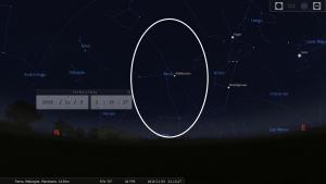 Stellarium. Tauro 11/16