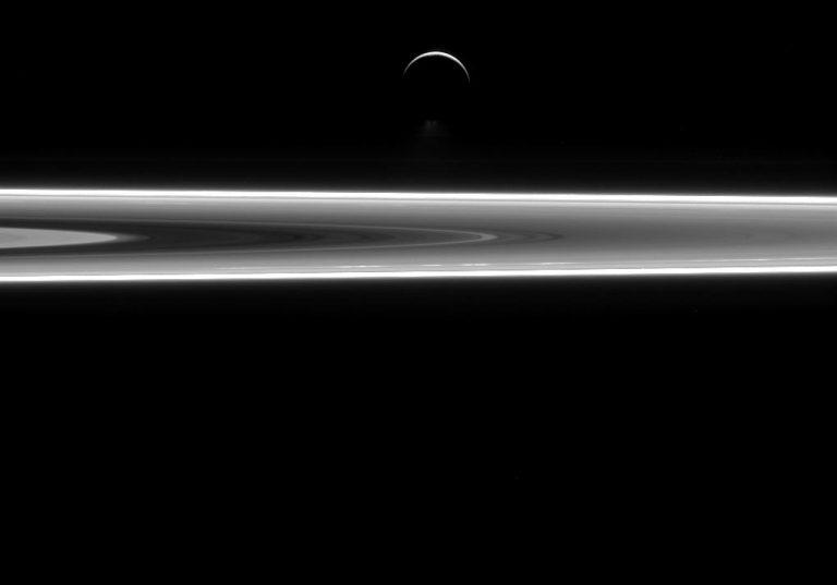 Prometeo y los anillos de Saturno
