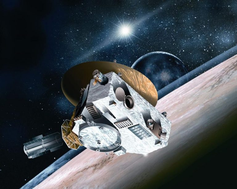 La larga lista de récords de la sonda New Horizons