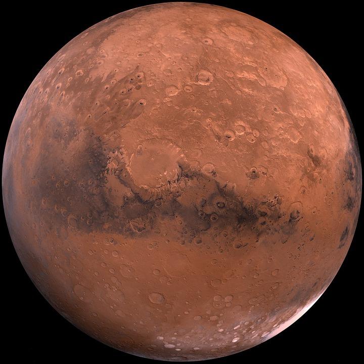 """48 años del """"arenizaje"""" del primer artefacto humano a Marte. [EFEMÉRIDE]."""