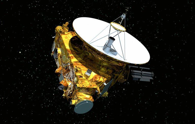 La New Horizons, la nave que nos mostró un mundo nuevo.