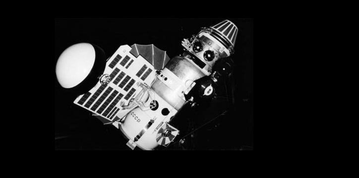 A 50 años del impacto de la sonda Venera 3 en Venus