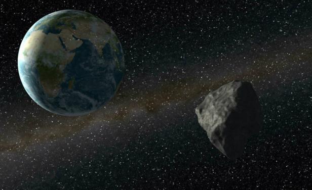 Hay posibilidades de que un asteroide colisione la Tierra, ¡Este 9 de septiembre!