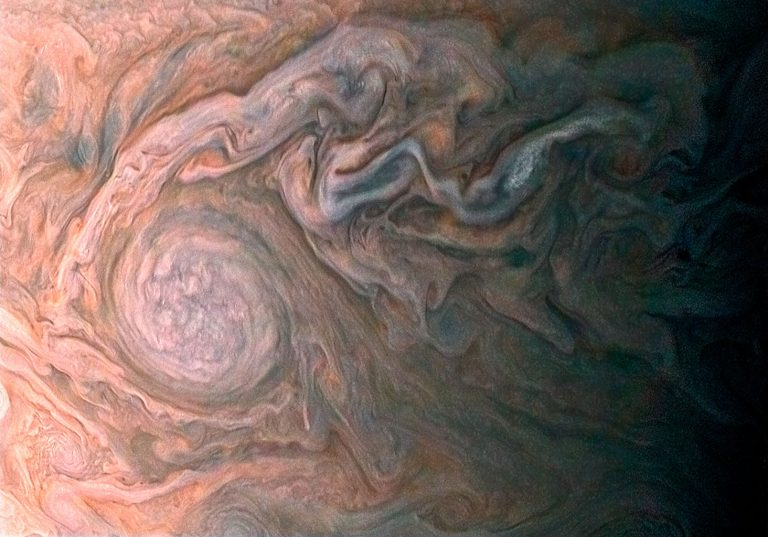 Júpiter es el planeta más viejo del Sistema Solar