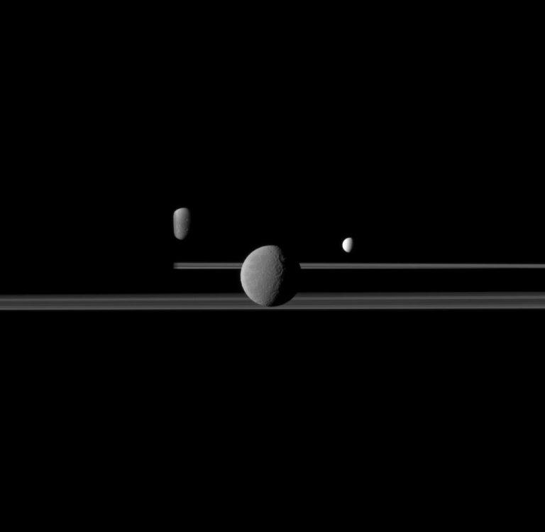"""Cassini: """"The Grand Finale"""" nos trae imágenes espectaculares"""