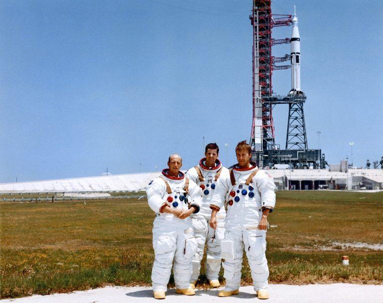 25 de mayo, la primera misión tripulada hacia SkyLab