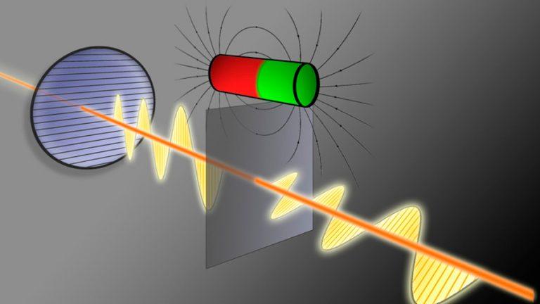 Por primera vez se mide la desviación de la luz provocada por un efecto cuántico