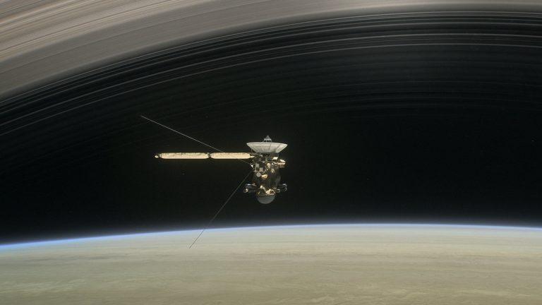 Siguiendo la última semana de Cassini