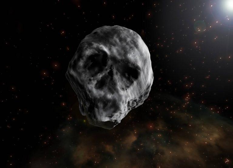 El asteroide de Halloween vuelve el año que viene