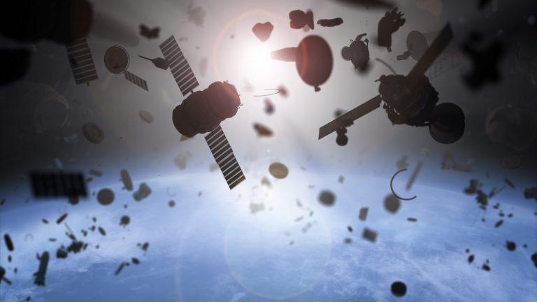 ¿Cómo se puede lidiar con los desechos espaciales?