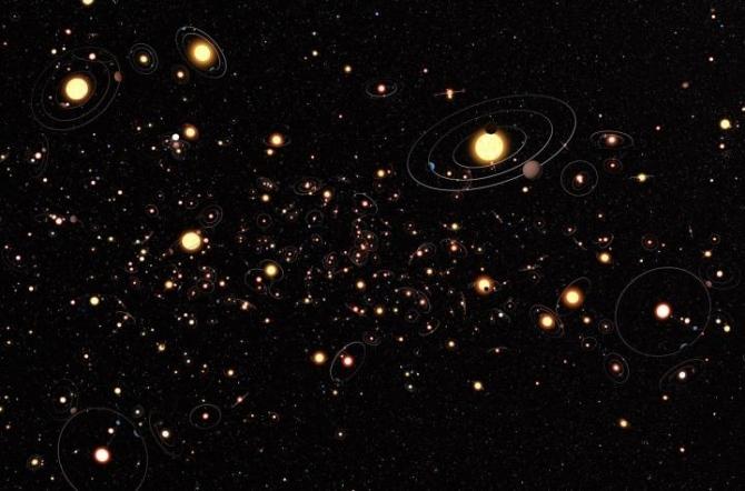 Hay casi 100 nuevos exoplanetas más
