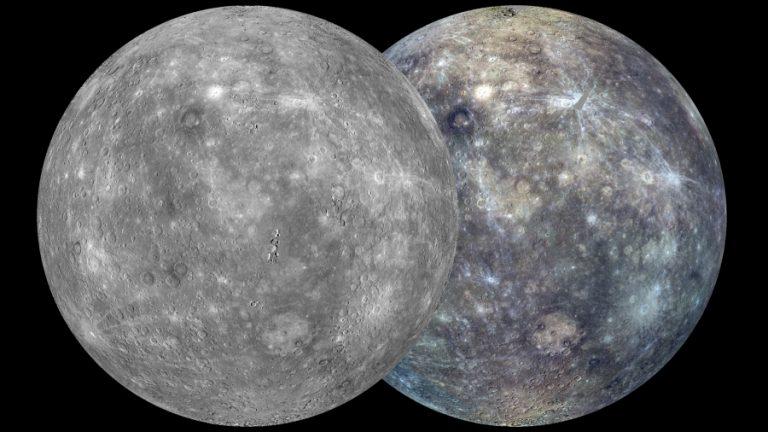 La corteza de Mercurio es mucho más delgada de lo que se pensaba