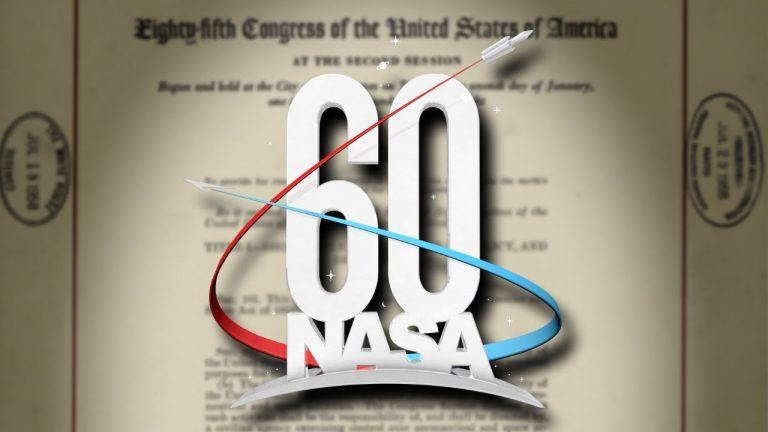 """""""60 años y contando"""": Las primeras 6 décadas de la NASA"""