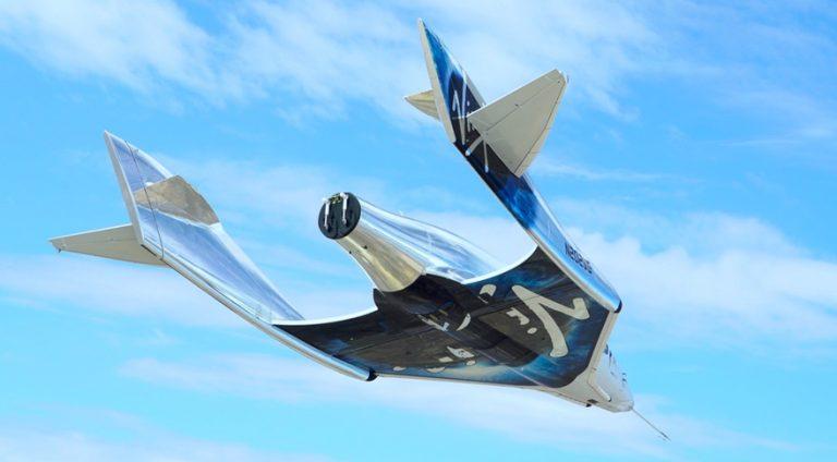 Algunas características de SpaceShipTwo