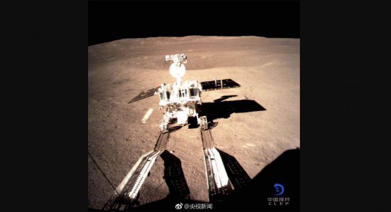 COLOCAR VIDA EN LA LUNA: El experimento que planean hacer los chinos en nuestro satélite natural.