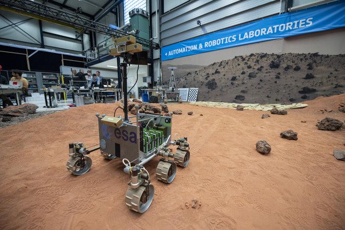 La misión ExoMars cada vez más lista.