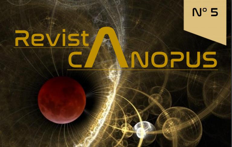 CANOPUS V: Un nuevo número de nuestra revista digital ya está acá.