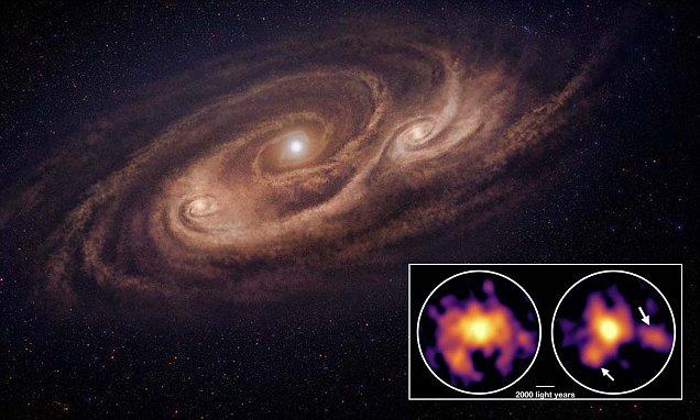 ¿Por qué COSMOS-AzTEC-1 crea tantas estrellas?