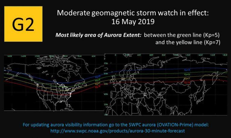 Se viene una tormenta solar, pero no será grave, como muchos medios comentan.