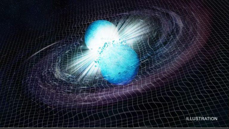 ¿Qué se sabe de la colisión entre el agujero negro y la estrella de neutrones?
