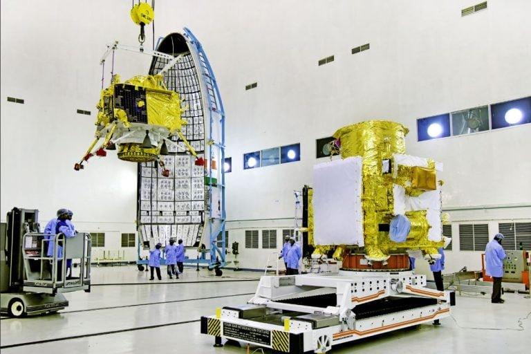 LA INDIA A LA LUNA: Fue lanzada exitósamente la nave Chandrayaan-2