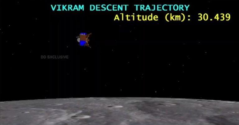 [ARTÍCULO DESTACADO] Chandrayaan-2 vio al lander en la superficie lunar. ¿Misión exitosa?