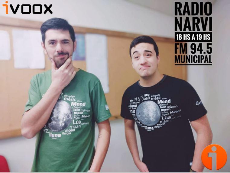 RADIO NARVI: ¡Ahora podrás escuchar el programa a cualquier hora a través de podcasts!