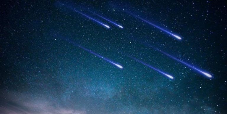 """Oriónidas: Esta noche está el máximo de la """"lluvia de estrellas"""" del cometa Halley"""