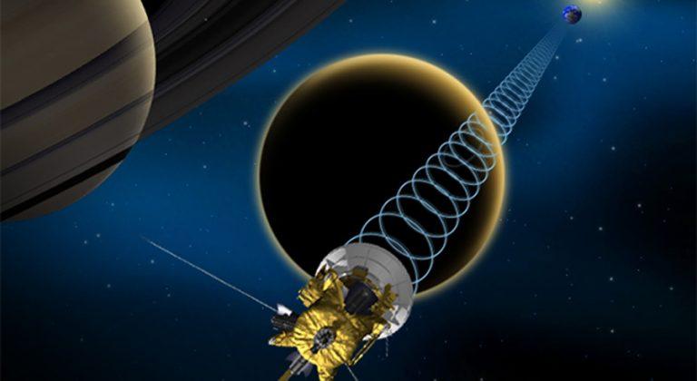 ¡El primer mapa global completo de Titán es develado!
