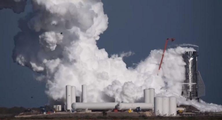 La StarShip Mk1 explotó durante una prueba [VIDEO]