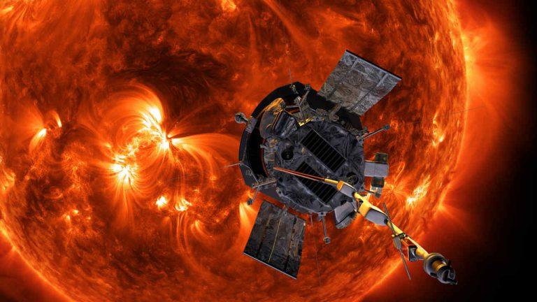 NASA ha publicado nuevos resultados de los acercamientos de la Parker Solar Probe al Sol.