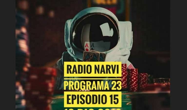 [RADIO NARVI] ¡Ahora podés disfrutar del último programa del año online en IVoox!.