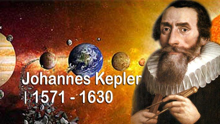 448° Aniversario del Nacimiento de Kepler.