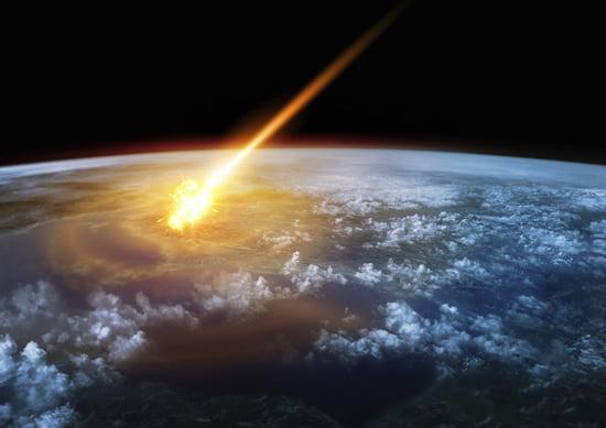 Localizan un gran cráter de impacto de 790.000 años