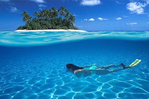 Los océanos absorben cada vez más calor.