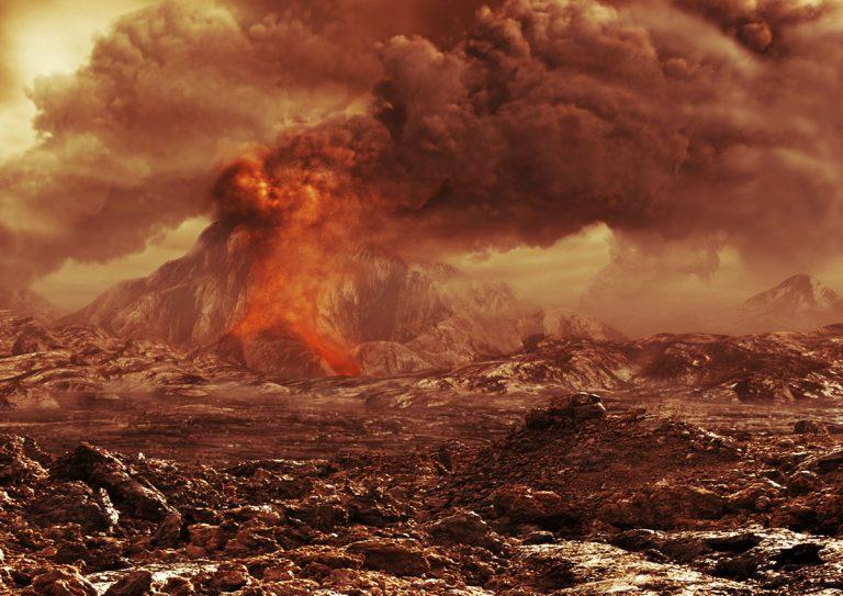 ¿Hay evidencias de erupciones recientes en Venus?