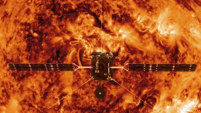 Solar Orbiter: Cuenta atrás hacia el Sol