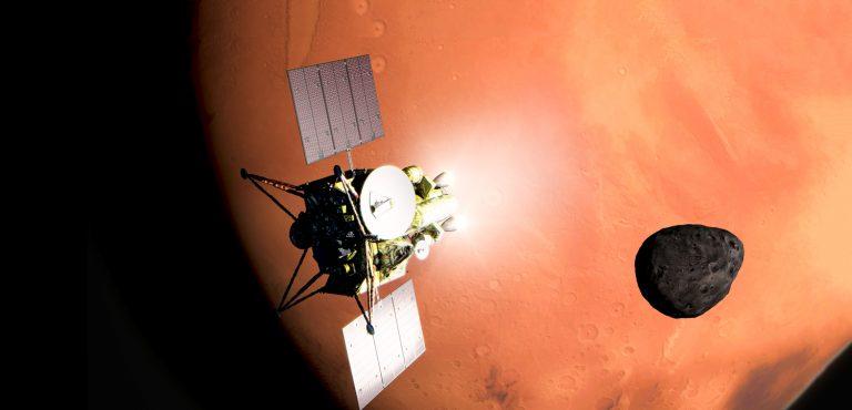 Japón se suma a las misiones a Marte.
