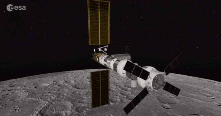 Lunar Gateway: ¿una defensa contra los asteroides?