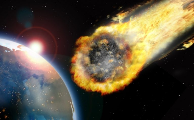 [FAKE NEWS] – NO, EN ABRIL NO VA A CAER UN ASTEROIDE.
