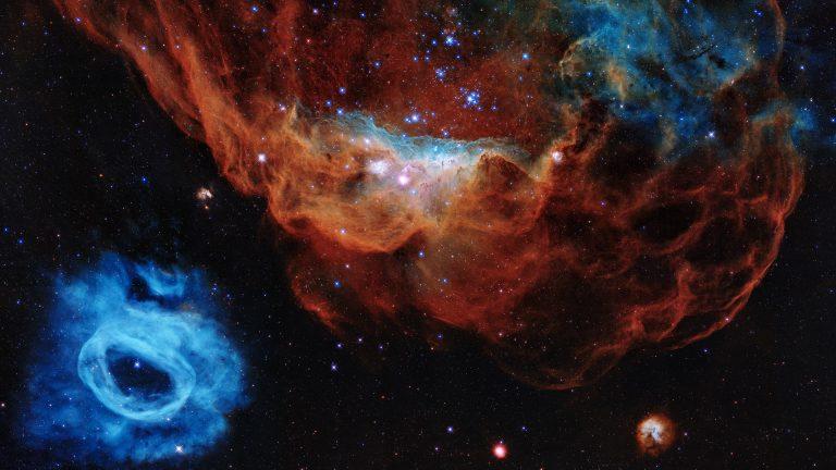 El telescopio espacial Hubble cumple 3 décadas y lo festejamos con esta gigantesca infografía.