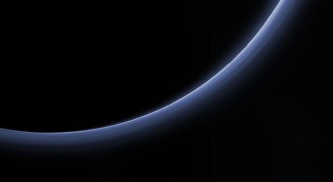 SOFIA nos ayuda a entender la neblina de Plutón.