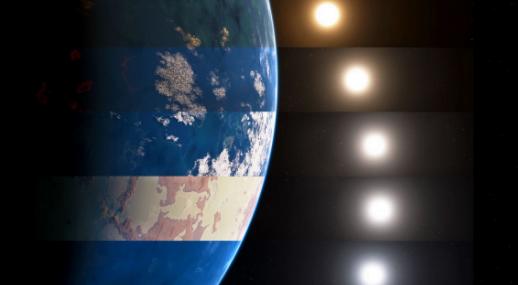 Un decodificador para medir el clima de los exoplanetas.