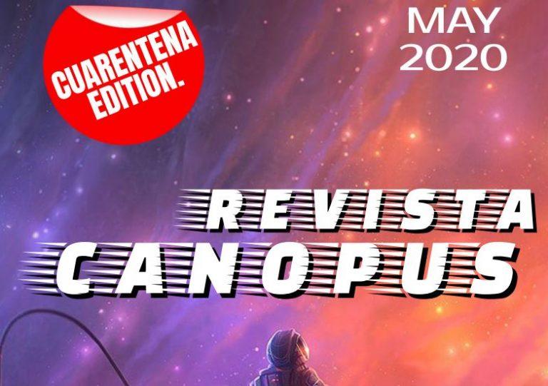 [CANOPUS N°21] Ya está la vigésima primer edición de nuestra revista digital.