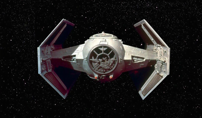 "NASA estudia una galaxia parecida al ""Tie Fighter de Darth Vader""."