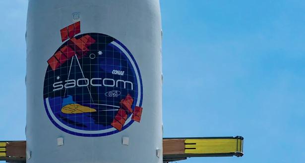 Seguí el lanzamiento del SAOCOM 1-B.