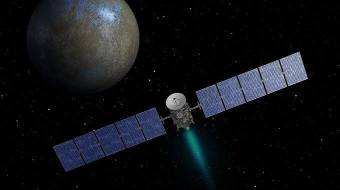 Ceres: ¿Un planeta enano oceánico?