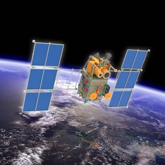 Casi ocurre un choque entre satélites.
