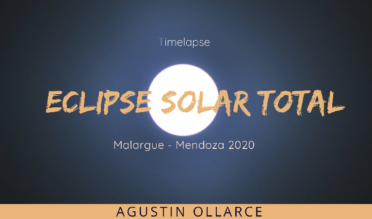 Eclipse Solar Total [TIMELAPSE].