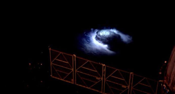 ASIM, el observatorio de la ESA para conocer las tormentas.